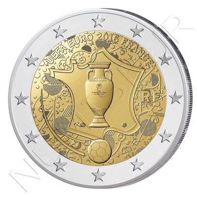 2€ FRANCIA 2016 - UEFA