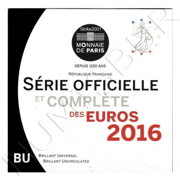 Euroset FRANCIA 2016 - BU