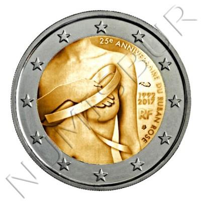 2€ FRANCIA 2017 - Lazo Rosa