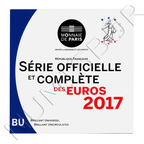 Euroset FRANCIA 2017 - BU
