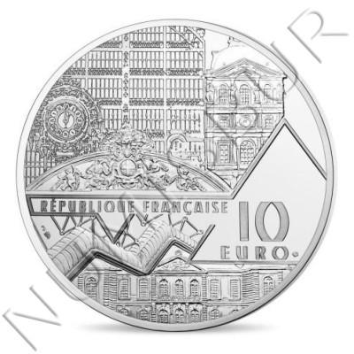 10€ FRANCE 2018 - Le Baiser of Rodin