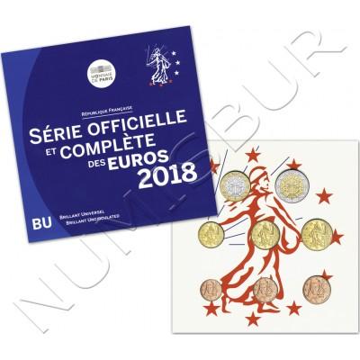 Euroset FRANCIA 2018 - BU