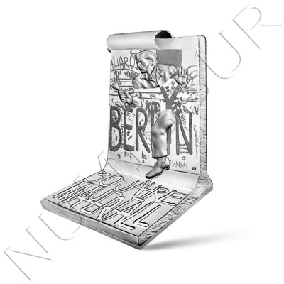 10€ FRANCE 2019 - Fall of Berlin Wall