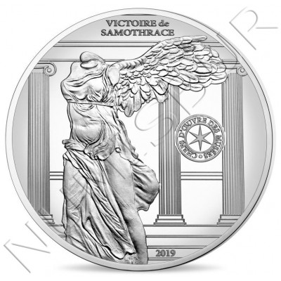 10€ FRANCE 2019 - Victory of Samothrace