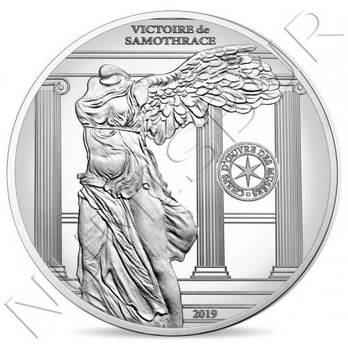 10€ FRANCE 2019 - Victory of Samothrace