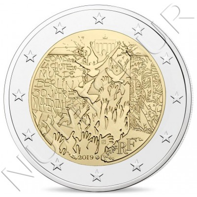 2€ FRANCE 2019 - 30 aniv. fallen wall Berlin