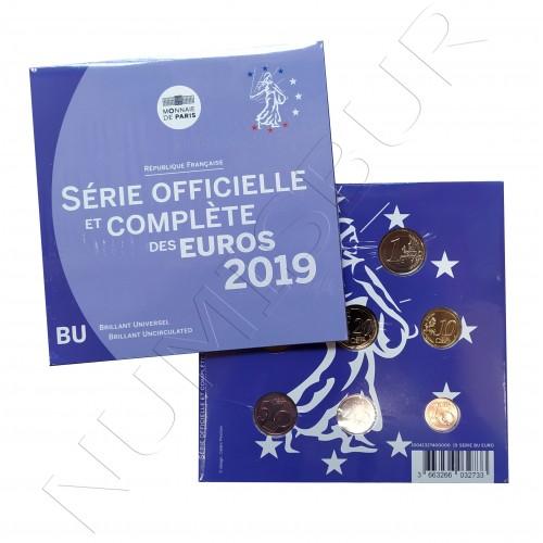 Euroset FRANCIA 2019 - BU