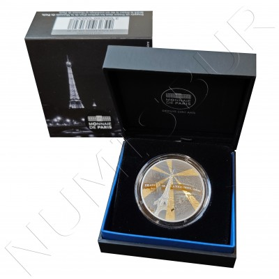 10€ FRANCE 2019 - Eiffel Tower