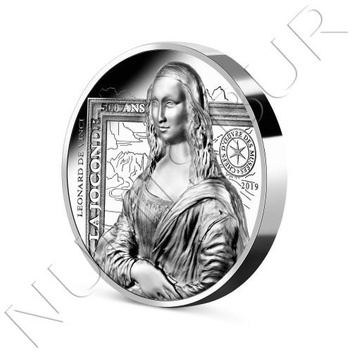 20€ FRANCIA 2019 - Monna Lisa