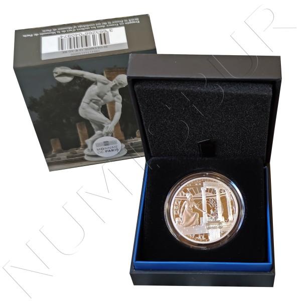 10€ FRANCE 2020 - Unesco Olympia
