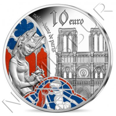 10€ FRANCE 2020 - Gothic Era European