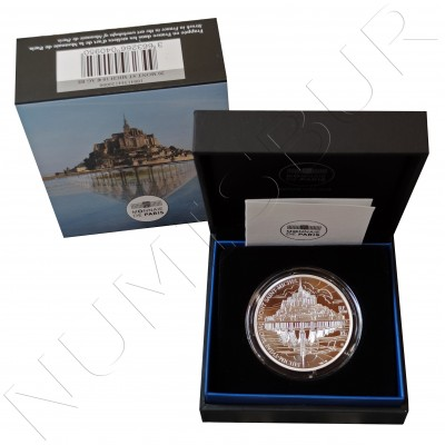 10€ FRANCE 2020 - Mount St Michel