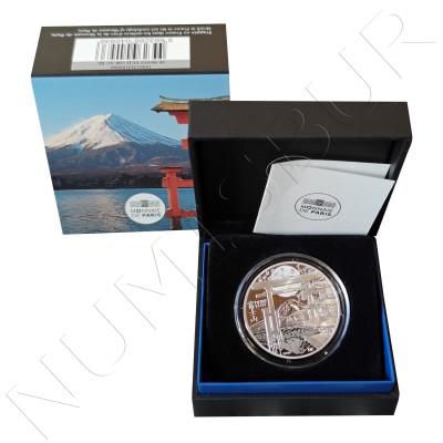 10€ FRANCE 2020 - Mount Fuji
