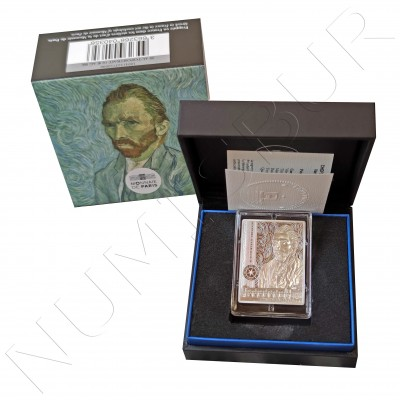 10€ FRANCE 2020 - self portrait Van Gogh
