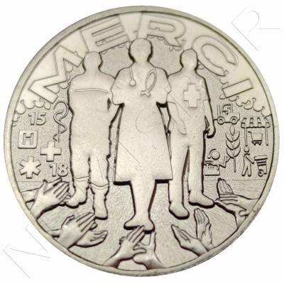 """Medall FRANCE 2020 - """"MERCI"""""""