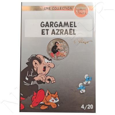 10€ FRANCE 2020 - Gargamel & Azrael 04/20