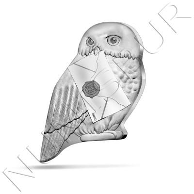 10€ FRANCE 2021 - Hedwig (Harry potter)