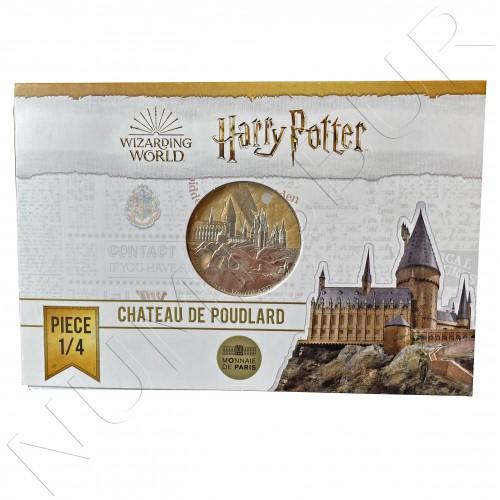"""50€ FRANCE 2021 - Hogwarts """"Harry Potter"""""""