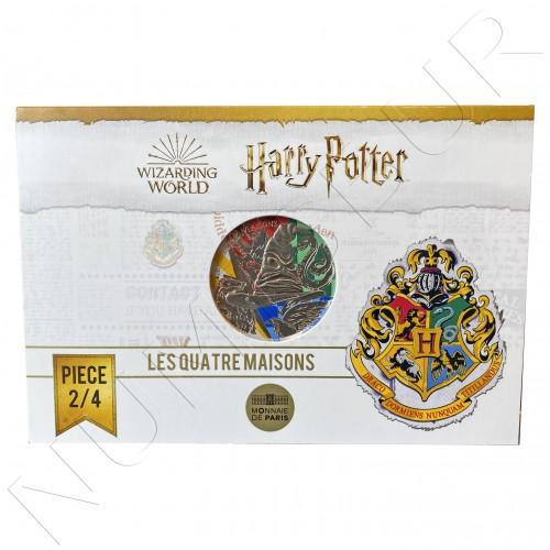 """50€ FRANCE 2021 - Hogwarts Crest """"Harry Potter"""""""