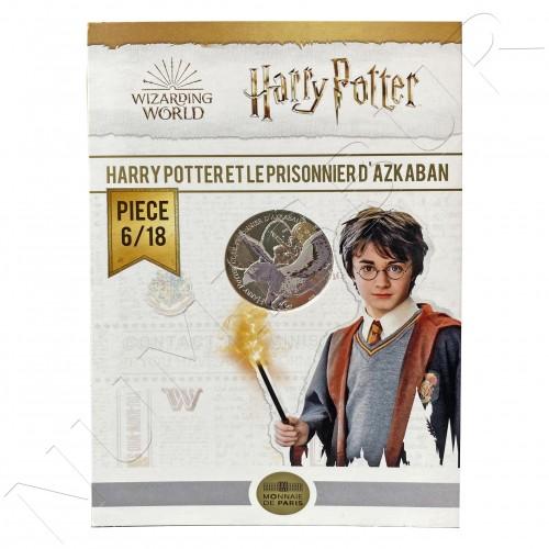 10€ FRANCE 2021 - Harry Potter and the prisoner of Azkaban