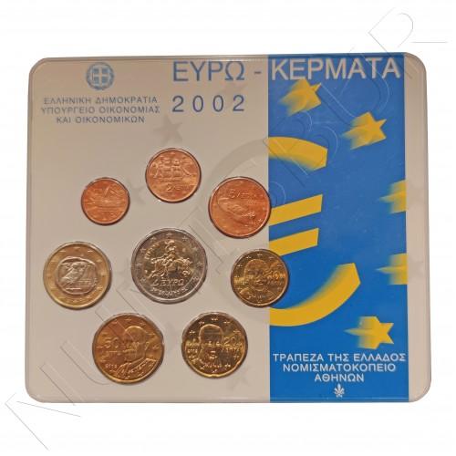 Euroset GREECE 2002 - BU