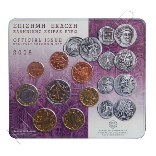 Euroset GRECIA 2008 - BU