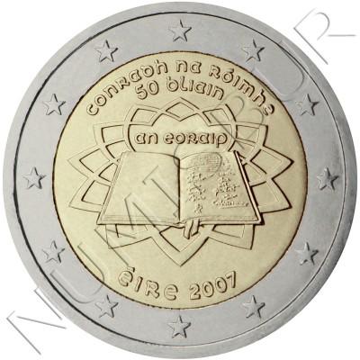 2€ IRLANDA 2007 - Tratado de Roma
