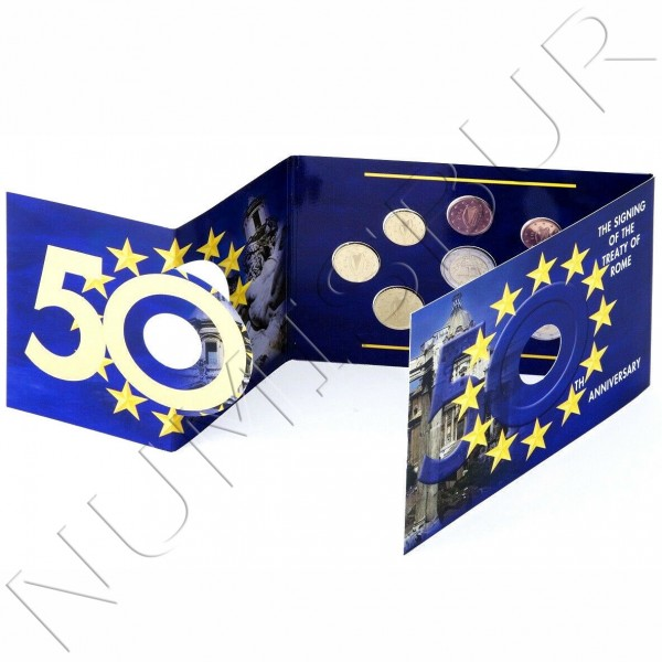 Euroset IRELAND 2007 - Trate of Rome