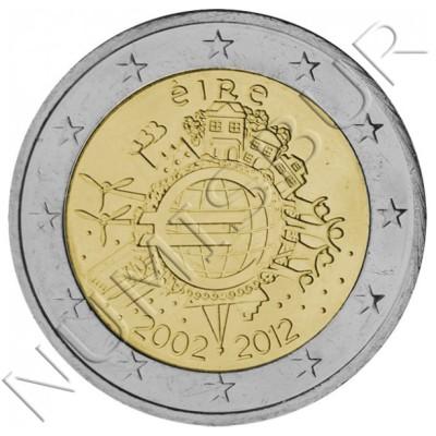 2€ IRLANDA 2012 - 10º aniv. EURO