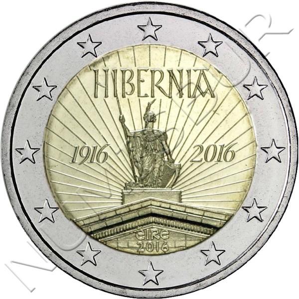 2€ IRLANDA 2016 - HIBERNIA