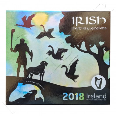 Euroset IRLANDA 2018 - BU