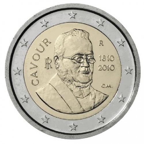 2€ ITALIA 2010 - Cavour