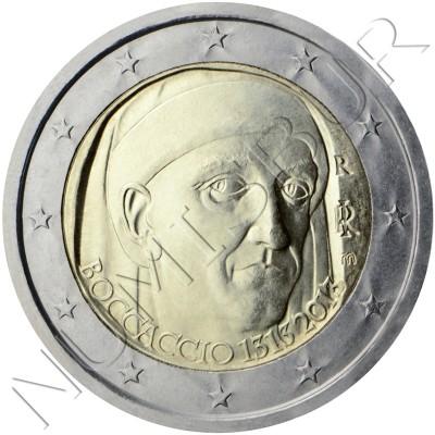 2€ ITALIA 2013 - Giovanni Boccaccio