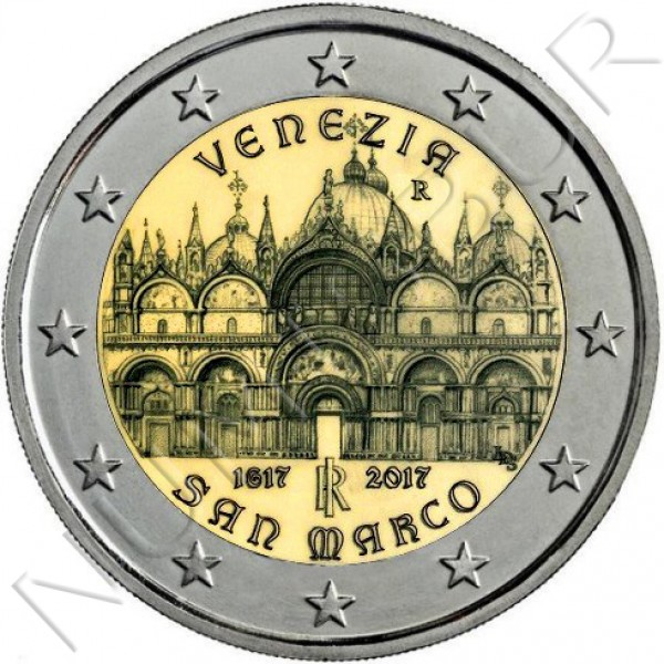 2€ ITALIA 2017 - Venezia San Marco