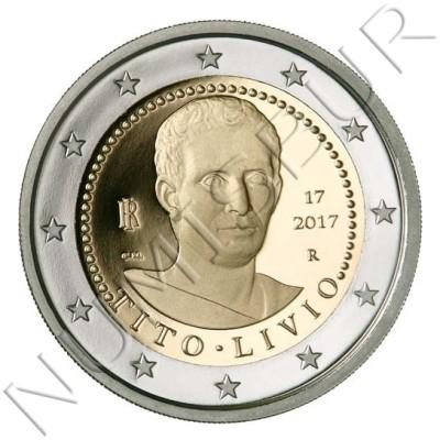 2€ ITALIA 2017 - Tito Livio
