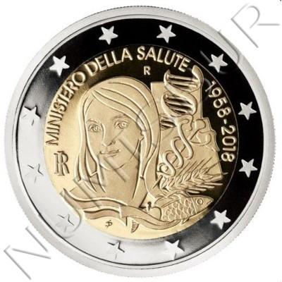 2€ ITALIA 2018 - Ministerio de salud