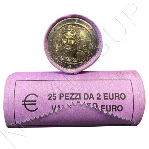 ROLL ITALY 2020 - Maria Montesori