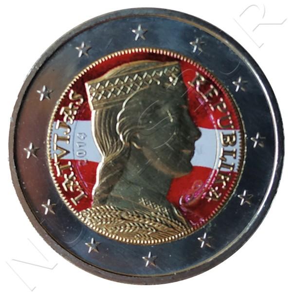 2€ LATVIA 2014 - Normal