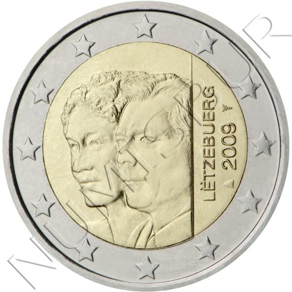 2€ LUXEMBURG 2009 - Dukes