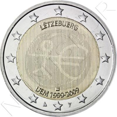 2€ LUXEMBURGO 2009 - EMU
