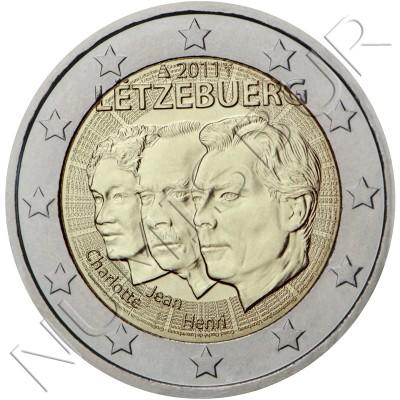2€ LUXEMBURGO 2011 - Nombramiento
