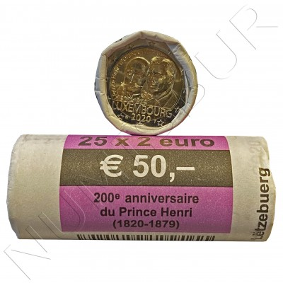 ROLL LUXEMBURG 2020 - Birth of Prince Henry