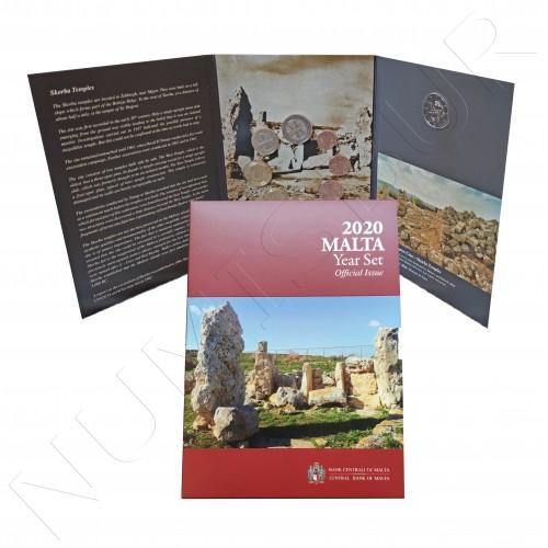 Euroset MALTA 2020 - Temple Skorba BU