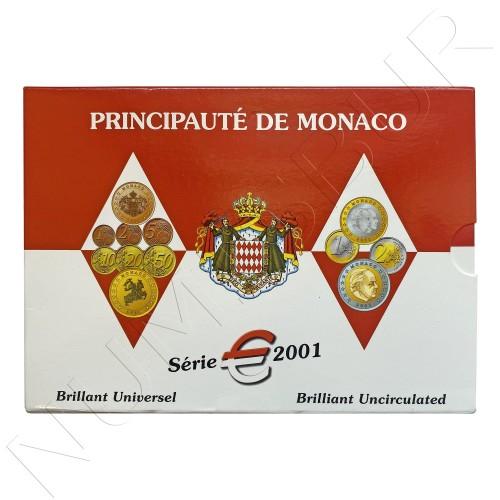 Euroset MONACO 2001 - BU
