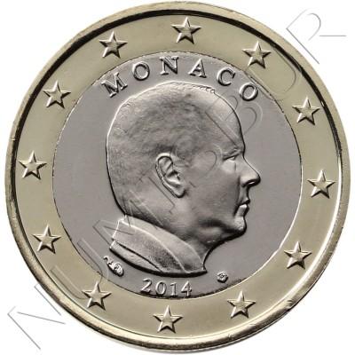 1€ MONACO 2007 - S/C