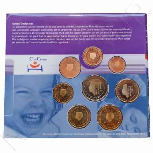 Euroset NETHERLANDS 1999 - BU