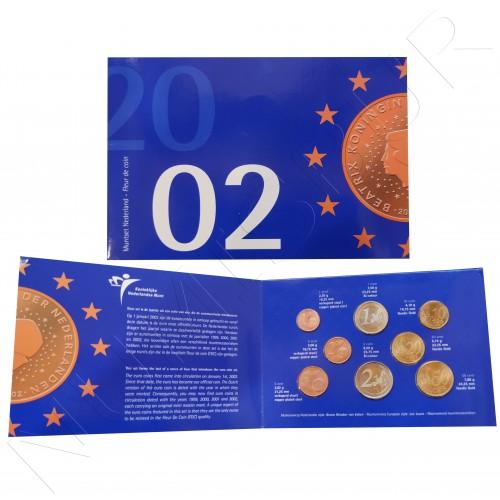 Euroset NETHERLANDS 2002 - FDC