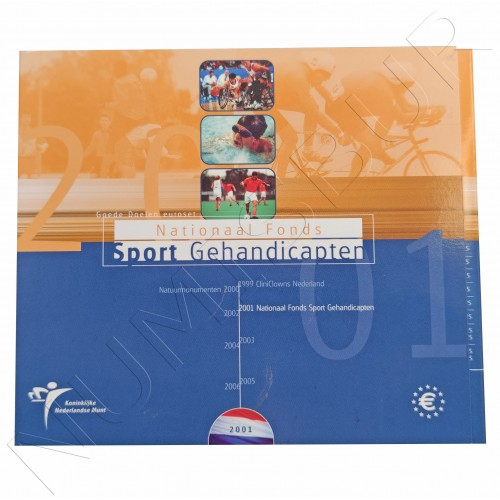 Euroset NETHERLANDS 2001 - BU