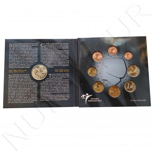 Euroset BENELUX 2003 - NETHERLANDS + SILVER MEDALL