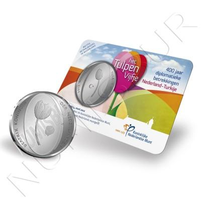 5€ NETHERLANDS 2012 - Tulip